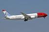 Norwegian Air Shuttle (Norwegian.com) (Norwegian Long Haul) Boeing 787-8 Dreamliner EI-LNA (msn 35304) (Sonja Henie) BKK (Keith Burton). Image: 921954.