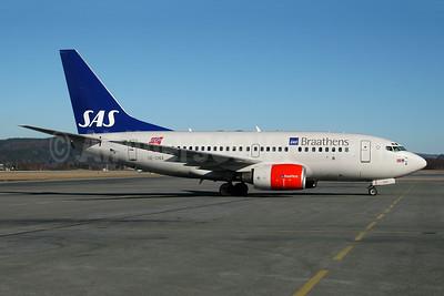 SAS Braathens Boeing 737-683 SE-DNX (msn 28304) TRD (Ton Jochems). Image: 953284.