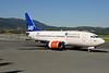 SAS Braathens Boeing 737-505 LN-BRH (msn 24828) TRD (Ton Jochems). Image: 900710.