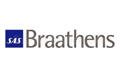 1. SAS Braathens logo