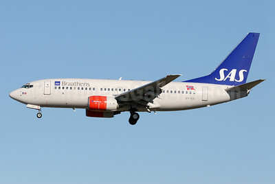 SAS Braathens Boeing 737-783 OY-KKI (msn 28315) ARN (Stefan Sjogren). Image: 900712.