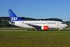 Scandinavian Airlines-SAS (SAS Norge) Boeing 737-505 LN-BRX (msn 25797) ZRH (Rolf Wallner). Image: 912652.