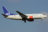 Scandinavian Airlines-SAS (SAS Norge) Boeing 737-705 LN-TUM (msn 29098) LHR (Antony J. Best). Image: 902203.