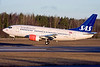 Scandinavian Airlines-SAS (SAS Norge) Boeing 737-505 LN-BUD (msn 25794) ARN (Stefan Sjogren). Image: 901037.