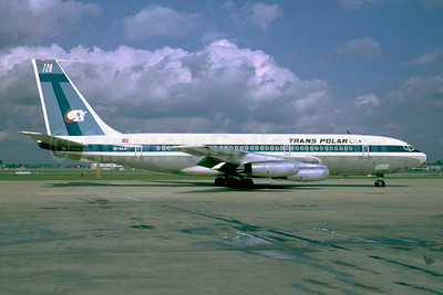 Leased from Aer Lingus on October 16, 1970