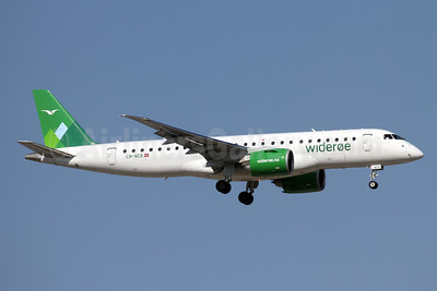 Second E190-E2, delivered on May 16, 2018