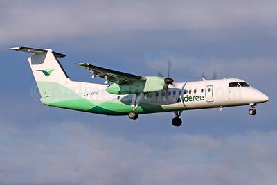 Wideroe (Widerøe's Flyveselskap AS) Bombardier DHC-8-311 LN-WFH (msn 238) ARN (Stefan Sjogren). Image: 936654.