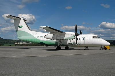 Wideroe (Widerøe's Flyveselskap AS) Bombardier DHC-8-103 Dash 8 LN-WIR (msn 273) TRD (Ton Jochems). Image: 953121.