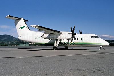 Wideroe (Widerøe's Flyveselskap AS) Bombardier DHC-8-103 Dash 8 LN-WIF (msn 372) TRD (Ton Jochems). Image: 953120.
