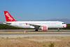 Bingo Airways Airbus A320-214 SP-AEK (msn 1450) AYT (Ton Jochems). Image: 920218.