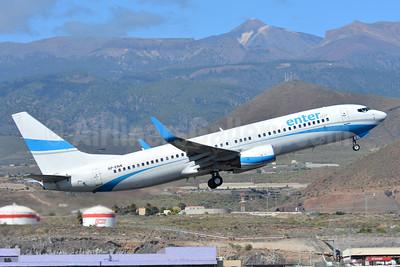 Enter Air Boeing 737-8Q8 WL SP-ENX (msn 30627) TFS (Paul Bannwarth). Image: 926677.
