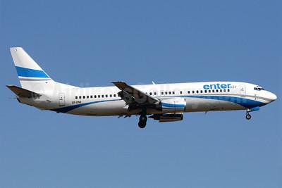 Enter Air Boeing 737-4Q8 SP-ENE (msn 25374) PMI (Javier Rodriguez). Image: 906521.