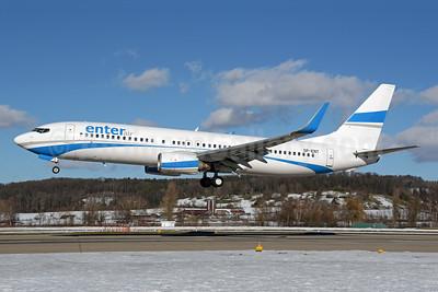 Enter Air Boeing 737-8AS WL SP-ENT (msn 29926) ZRH (Rolf Wallner). Image: 952660.