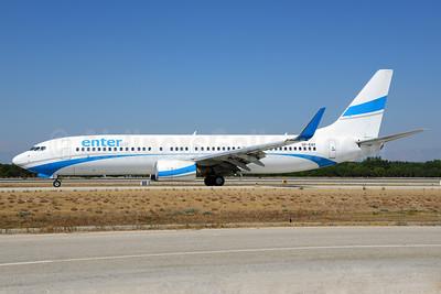 Enter Air Boeing 737-86N WL SP-ENY (msn 28592) AYT (Ton Jochems). Image: 907065.