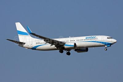 Enter Air Boeing 737-86N WL SP-ENY (msn 28592) AYT (Andi Hiltl). Image: 907384.