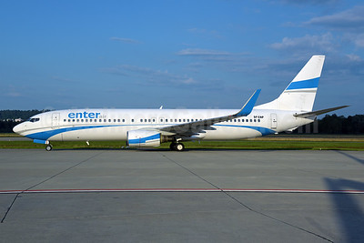Enter Air Boeing 737-8AS WL SP-ENP (msn 29923) ZRH (Rolf Wallner). Image: 954687.