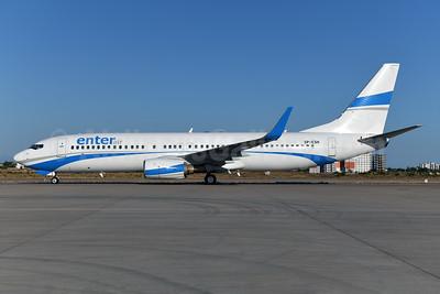 Enter Air Boeing 737-81M WL SP-ESH (msn 35287) AYT (Ton Jochems). Image: 955015.