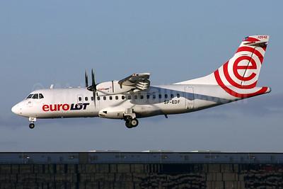 EuroLOT ATR 42-500 SP-EDF (msn 559) VIE (Bernardo Andrade). Image: 908787.