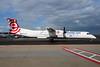 EuroLOT (eurolot.com) Bombardier DHC-8-402 (Q400) SP-EQA (msn 4406) AMS (Ton Jochems). Image: 908597.