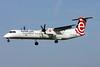 EuroLOT (eurolot.com) Bombardier DHC-8-402 (Q400) SP-EQB (msn 4407) ZRH (Andi Hiltl). Image: 908788.