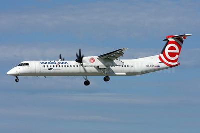 EuroLOT (eurolot.com) Bombardier DHC-8-402 (Q400) SP-EQC (msn 4408) ZRH (Andi Hiltl). Image: 909269.