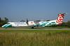 EuroLOT (eurolot.com) Bombardier DHC-8-402 (Q400) SP-EQE (msn 4417) (Podkarpackie Region) ZRH (Rolf Wallner). Image: 913312.