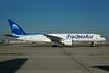 FischerAir Polska (PrimaCharter) Boeing 757-230 N723BA (SP-FVK) (msn 24747) FRA (Bernhard Ross). Image: 900657.