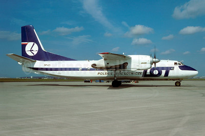 LOT Polish Airlines Antonov An-24V SP-LTI (msn 67302506) ORY (Christian Volpati). Image: 909830.