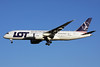 LOT Polish Airlines Boeing 787-8 Dreamliner SP-LRA (msn 35938) LHR (Terry Wade). Image: 910422.