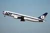 LOT Polish Airlines Boeing 767-35D ER SP-LPA (msn 24865) YYZ (TMK Photography). Image: 908431.