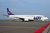 LOT Polish Airlines Boeing 737-4Q8 SP-LLL (msn 25164) AMS (Ton Jochems). Image: 908362.