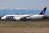 LOT Polish Airlines Boeing 787-8 Dreamliner N1791B (SP-LRC) (msn 35940) PAE (Nick Dean). Image: 911629.