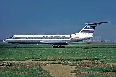 1st Tu-134, delivered on November 6, 1968