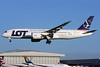 LOT Polish Airlines Boeing 787-8 Dreamliner SP-LRA (msn 35938) LHR (Antony J. Best). Image: 910420.