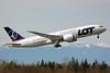 LOT Polish Airlines Boeing 787-8 Dreamliner N1791B (SP-LRC) (msn 35940) PAE (Nick Dean). Image: 911630.
