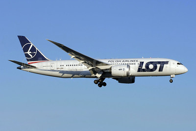 LOT Polish Airlines Boeing 787-8 Dreamliner SP-LRC (msn 35940) YYZ (TMK Photography). Image: 923592.