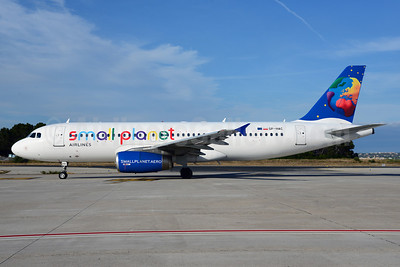 Small Planet Airlines (Poland) Airbus A320-232 SP-HAC (msn 739) PMI (Ton Jochems). Image: 920707.
