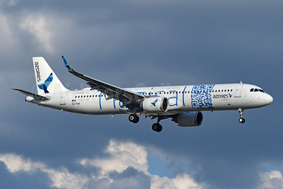 Azores Airlines Airbus A321-253NX WL CS-TSH (msn 8796) (Magical) YYZ (TMK Photography). Image: 947210.