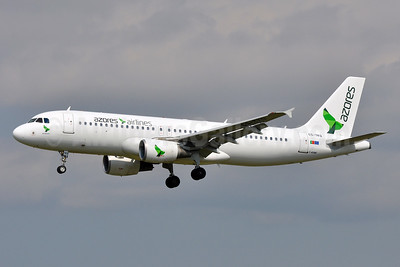 Azores Airlines Airbus A320-214 CS-TKQ (msn 2325) BCN (Tony Storck). Image: 940746.