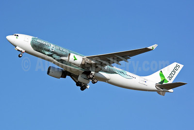 SATA rebrands as Azores Airlines