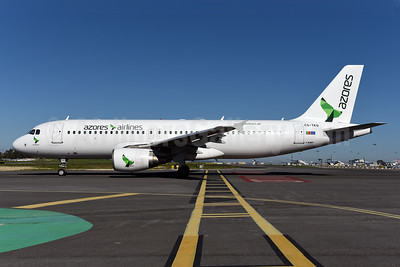 Azores Airlines Airbus A320-214 CS-TKQ (msn 2325) LIS (Ton Jochems). Image: 940748.