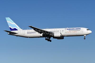 EuroAtlantic Airways Boeing 767-36N ER CS-TKR (msn 30854) YYZ (TMK Photography). Image: 947011.