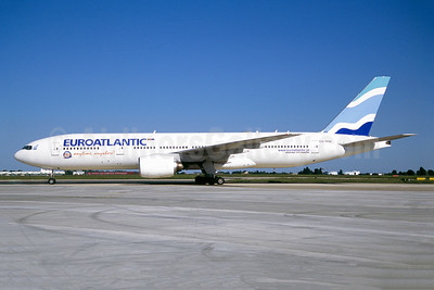 EuroAtlantic celebrates its 25th Anniversary with a revised livery