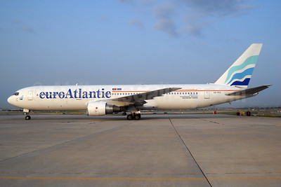 EuroAtlantic Airways Boeing 767-3Y0 ER CS-TFS (msn 25411) YYZ (TMK Photography). Image: 924171.