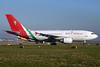 Sporting Clube de Braga (Hifly) Airbus A310-304 CS-TEX (msn 565) LGW (Terry Wade). Image: 906005.