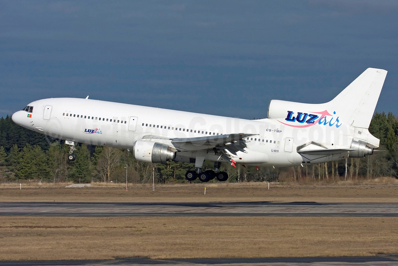 LuzAir Transportes Aereos Lockheed L-1011-385-3 TriStar 500 CS-TMP (msn 1248) ARN (Stefan Sjogren). Image: 900665.