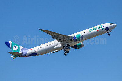 Orbest (Portugal) Airbus A330-941 F-WWYT (CS-TKH) (msn 1963) TLS (Eurospot). Image: 954525.