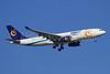 Orbest (Portugal) Airbus A330-243 CS-TRA (msn 461) (Iberworld colors) LIS (Richard Vandervord). Image: 902702.