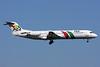 PGA-Portugalia Airlines Fokker F.28 Mk. 0100 CS-TPA (msn 11257) LGW (SPA). Image: 902989.