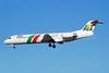 PGA-Portugalia Airlines Fokker F.28 Mk. 0100 CS-TPE (msn 11342) LIS (Richard Vandervord). Image: 902704.